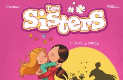 Bamboo Édition : la BD Les Sisters devient une série télé