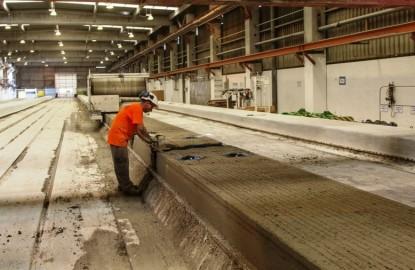 Le fabricant de produits en béton KP 1 met en synergie ses usines de l'Est