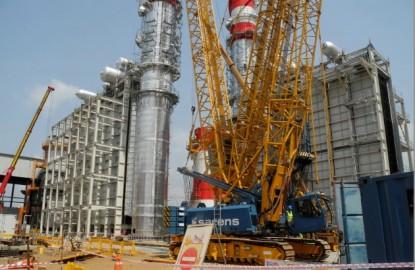 Eliteam construit des centrales d'énergie dans le monde entier