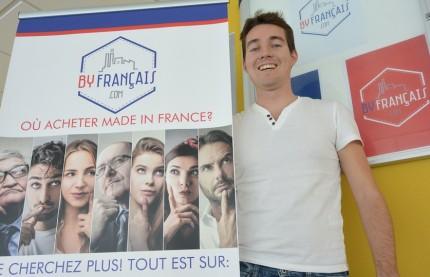 N'acheter que français? La start-up de Montbéliard, By Français, dit chiche