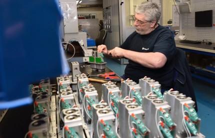 L'équipementier ferroviaire Knorr-Bremse investit 7 millions d'euros à Reims