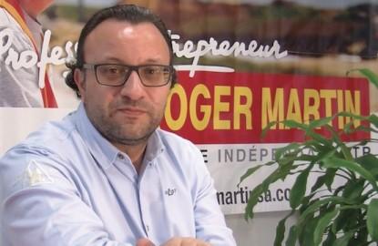 Roger Martin rachète les entreprises suisses Bugnon Construction et MJM Global Building