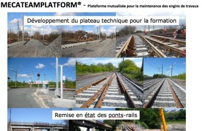 Engins de travaux ferroviaires : Mecateamcluster voit le bout du tunnel