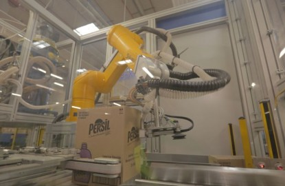 FM Logistic teste en Bourgogne l'automatisation de son entrepôt du futur
