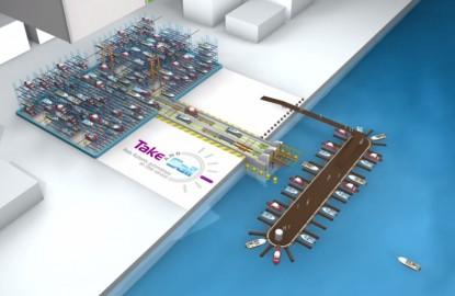 Savoye applique son savoir-faire logistique à la conception de ports à sec