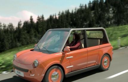 Le véhicule électrique de Bee-Bee Automotive en avant-première à Genève
