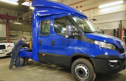 Le carrossier industriel mosellan Ancy Group décide de mettre le turbo