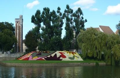 Chalon-sur-Saône compte sur son île pour regagner de la population