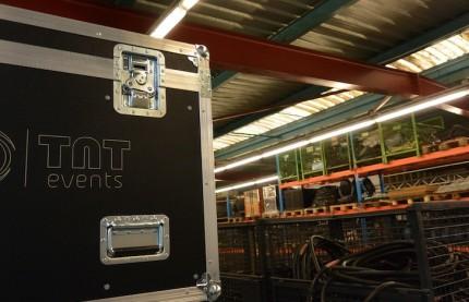 TNT Events franchit les frontières du Nord Franche-Comté