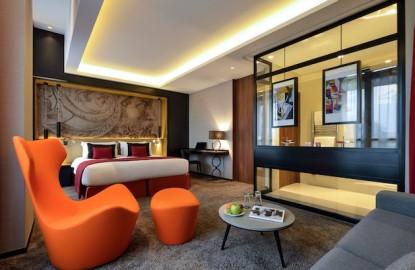 A Dijon, Le Grand Hôtel La Cloche achève une rénovation d'une dizaine de millions d'euros