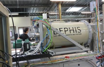 Dephis grandit dans le traitement de surface en conditions extrêmes