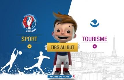 A Vesoul, OnlineFormapro aide à guider les supporters de l'Euro de foot 2016
