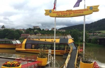 A Villers-le-Lac, le Chantier Naval Franco-suisse tient bon la barre pour marins d'eau douce