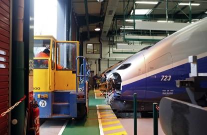 Incertitude chez Alstom à Reichshoffen après le projet de démantèlement de l'usine de Belfort