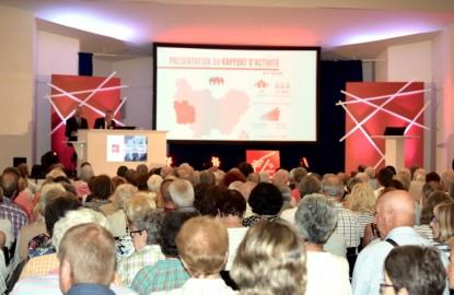 « Nous fédérons le territoire par la mise en relation des acteurs économiques de Bourgogne Franche-Comté »