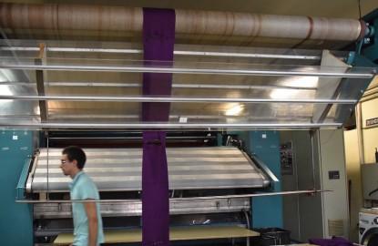 SNTM Tricotage de Marmoutier en Alsace continue de se battre en valorisant le made in France