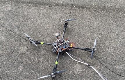 En décollage vertical, le bisontin CM Drones prépare une nouvelle levée de fonds