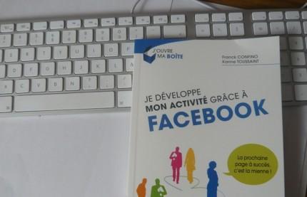 Dix-Katre publie un livre sur Facebook utile aux PME