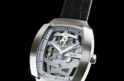 Lornet dévoile à Besançon sa marque horlogère made in France