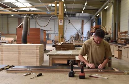 Rustyle, fabricant alsacien de chalets de Noël investit le marché des habitations légères de loisirs