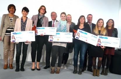 UrbanLeaf décroche le premier prix du concours Initiative au Féminin Bourgogne - Franche-Comté