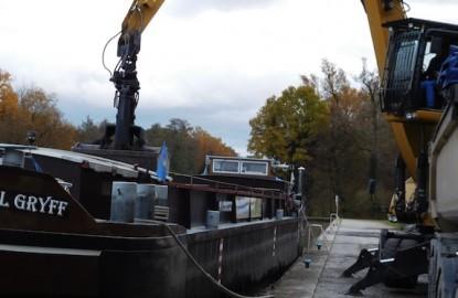 L'entreprise alsacienne Leonhart adopte le transport fluvial