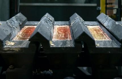 Près de Reims, Afica, la seule affinerie française de métaux non ferreux, a fêté ses 50 ans