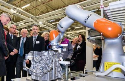 Près de Metz, PSA et le CEA mobilisent les PME du Grand Est sur l'industrie du futur