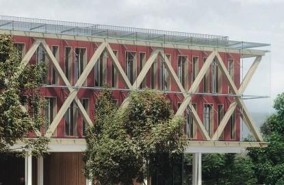 La Société Est Métropoles invite Dijon Métropole à miser sur la construction bois