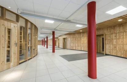 Le palmarès de la construction bois Bourgogne-Franche-Comté en images
