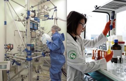 A Dijon, CordenPharma innove dans les procédés de production en continu et investit trois millions d'euros