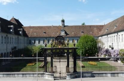 L'ancien hôpital de Besançon transformé en cité des savoirs et de l'innovation