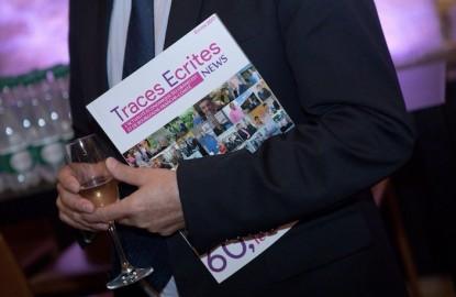 Le magazine de Traces Ecrites News, 60, le best of, édition 2017 est sorti