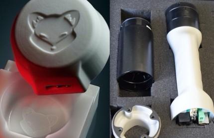 Ils innovent : MP2I avec ses moules prototypes en impression 3D et Glial Technology en mettant en réseau des équipements industriels