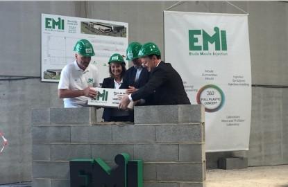 EMI injecte 16 millions d'euros dans sa nouvelle usine de thermoplastiques en Alsace
