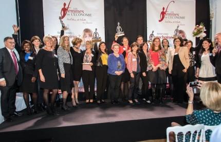 Retour sur les Trophées des Femmes de l'Economie dans le Grand Est à Reims