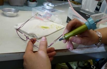 A Morez, le sauvetage réussi du lunetier Fidela par Victor-Gros