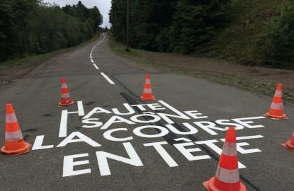 En Haute-Saône, la Planche des Belles Filles accueille pour la troisième fois une arrivée du Tour de France