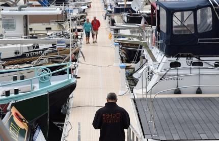H2O célèbre trente années à la barre du tourisme fluvial sur le plus grand port intérieur de France