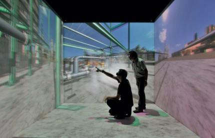 L'Institut Image des Arts et Métiers réécrit en réalité virtuelle l'histoire de la photographie inventée à Chalon-sur-Saône