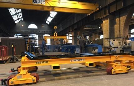 Groupe Kremer lance une application numérique pour le contrôle des équipements industriels