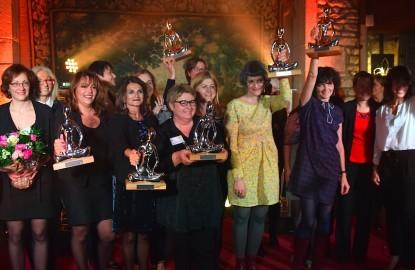 Les premiers trophées des Femmes de l'Economie en Bourgogne-Franche-Comté couronnent vingt talents d'entrepreneuses
