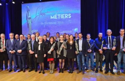 Le Lorrain Acreos et quatorze autres entreprises artisanales du Grand Est élues Stars et Métiers 2016