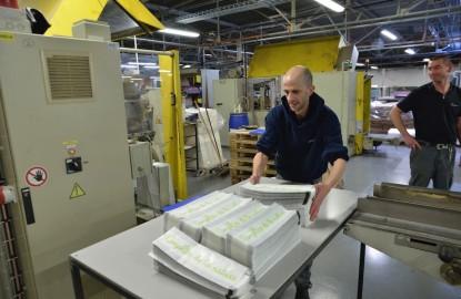 Le fabricant d'emballages alimentaires Montgolfier prend encore de l'altitude