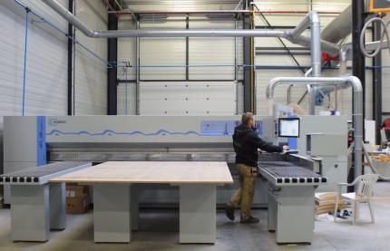 Atelier Panel investit 4 millions d'euros à Dijon pour les marchés du stand d'exposition et de l'agencement