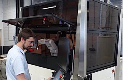 A Besançon, Percipio Robotics passe de la R&D à l'industrie de masse