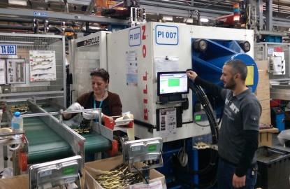 A Besançon, le plasturgiste Plast-Moulding s'inscrit dans l'usine du futur