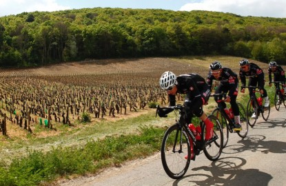 Nuits-Saint-Georges, ville-étape du Tour de France le 7 juillet, attend d'importantes retombées économiques