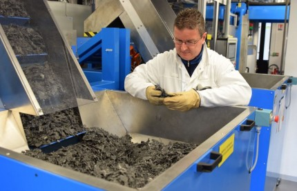 Cetim-Cermat invente le process de revalorisation des composites et plastiques et répond à l'un des grands défis écologiques