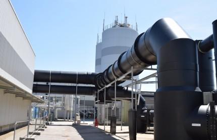 L'usine de méthanisation de Tiru en Saône-et-Loire cherche un débouché complémentaire